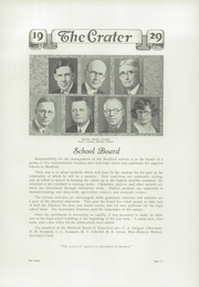 Page 15, 1929 Edition, Medford High School - Crater Yearbook (Medford, OR) online yearbook collection
