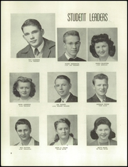 Page 12, 1944 Edition, Medford High School - Crater Yearbook (Medford, OR) online yearbook collection