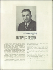 Page 9, 1944 Edition, Medford High School - Crater Yearbook (Medford, OR) online yearbook collection