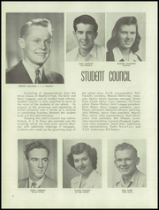 Page 10, 1945 Edition, Medford High School - Crater Yearbook (Medford, OR) online yearbook collection