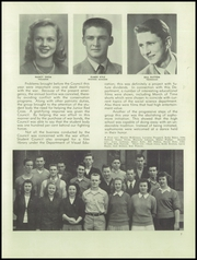 Page 11, 1945 Edition, Medford High School - Crater Yearbook (Medford, OR) online yearbook collection