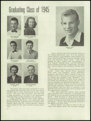 Page 14, 1945 Edition, Medford High School - Crater Yearbook (Medford, OR) online yearbook collection