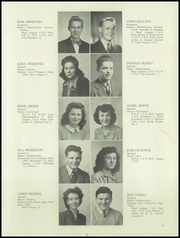 Page 17, 1945 Edition, Medford High School - Crater Yearbook (Medford, OR) online yearbook collection