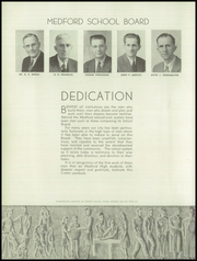 Page 6, 1945 Edition, Medford High School - Crater Yearbook (Medford, OR) online yearbook collection