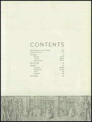 Page 7, 1945 Edition, Medford High School - Crater Yearbook (Medford, OR) online yearbook collection