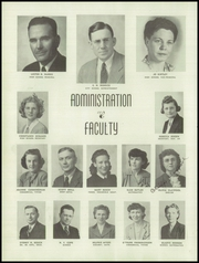 Page 8, 1945 Edition, Medford High School - Crater Yearbook (Medford, OR) online yearbook collection