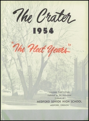 Page 5, 1954 Edition, Medford High School - Crater Yearbook (Medford, OR) online yearbook collection