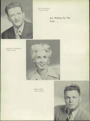Page 17, 1952 Edition, Grants Pass High School - Toka Yearbook (Grants Pass, OR) online yearbook collection