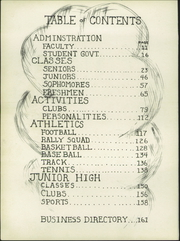 Page 6, 1952 Edition, Grants Pass High School - Toka Yearbook (Grants Pass, OR) online yearbook collection