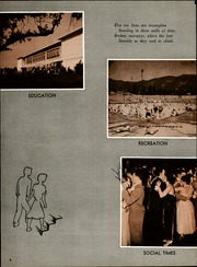 Page 10, 1955 Edition, Grants Pass High School - Toka Yearbook (Grants Pass, OR) online yearbook collection