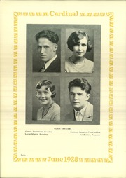 Page 16, 1928 Edition, Lincoln High School - Cardinal Yearbook (Portland, OR) online yearbook collection