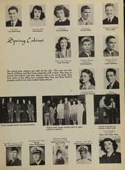 Page 17, 1945 Edition, Lincoln High School - Cardinal Yearbook (Portland, OR) online yearbook collection