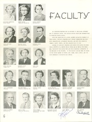 Page 10, 1951 Edition, Lincoln High School - Cardinal Yearbook (Portland, OR) online yearbook collection