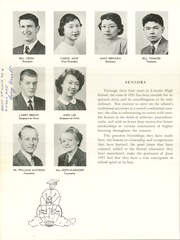 Page 16, 1951 Edition, Lincoln High School - Cardinal Yearbook (Portland, OR) online yearbook collection