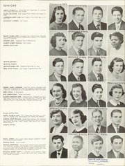 Page 17, 1951 Edition, Lincoln High School - Cardinal Yearbook (Portland, OR) online yearbook collection