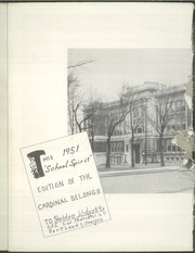 Page 2, 1951 Edition, Lincoln High School - Cardinal Yearbook (Portland, OR) online yearbook collection