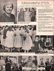 Page 10, 1956 Edition, Lincoln High School - Cardinal Yearbook (Portland, OR) online yearbook collection