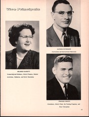 Page 15, 1956 Edition, Lincoln High School - Cardinal Yearbook (Portland, OR) online yearbook collection