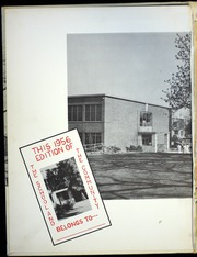 Page 2, 1956 Edition, Lincoln High School - Cardinal Yearbook (Portland, OR) online yearbook collection