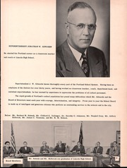 Page 7, 1956 Edition, Lincoln High School - Cardinal Yearbook (Portland, OR) online yearbook collection