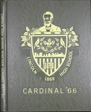 Page 1, 1966 Edition, Lincoln High School - Cardinal Yearbook (Portland, OR) online yearbook collection