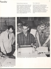 Page 17, 1966 Edition, Lincoln High School - Cardinal Yearbook (Portland, OR) online yearbook collection