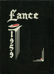 Page 1, 1959 Edition, Clackamas High School - Lance Yearbook (Milwaukie, OR) online yearbook collection