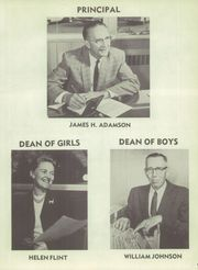 Page 13, 1959 Edition, Clackamas High School - Lance Yearbook (Milwaukie, OR) online yearbook collection