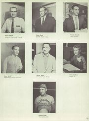 Page 17, 1959 Edition, Clackamas High School - Lance Yearbook (Milwaukie, OR) online yearbook collection