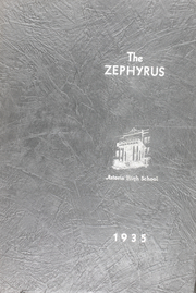Astoria High School - Zephyrus Yearbook (Astoria, OR) online yearbook collection, 1935 Edition, Page 1