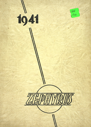 Astoria High School - Zephyrus Yearbook (Astoria, OR) online yearbook collection, 1941 Edition, Page 1