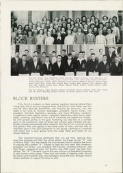 Page 39, 1944 Edition, Astoria High School - Zephyrus Yearbook (Astoria, OR) online yearbook collection