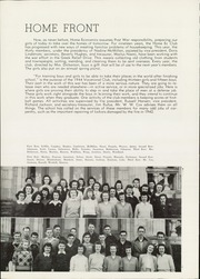 Page 40, 1944 Edition, Astoria High School - Zephyrus Yearbook (Astoria, OR) online yearbook collection