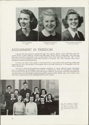 Page 42, 1944 Edition, Astoria High School - Zephyrus Yearbook (Astoria, OR) online yearbook collection