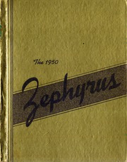 Astoria High School - Zephyrus Yearbook (Astoria, OR) online yearbook collection, 1950 Edition, Page 1