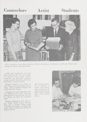 Page 11, 1964 Edition, Astoria High School - Zephyrus Yearbook (Astoria, OR) online yearbook collection
