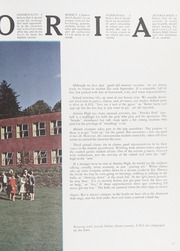 Page 13, 1964 Edition, Astoria High School - Zephyrus Yearbook (Astoria, OR) online yearbook collection