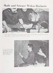 Page 15, 1964 Edition, Astoria High School - Zephyrus Yearbook (Astoria, OR) online yearbook collection