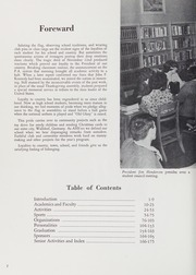 Page 6, 1964 Edition, Astoria High School - Zephyrus Yearbook (Astoria, OR) online yearbook collection