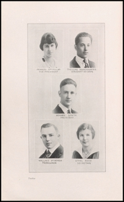 Page 14, 1919 Edition, Jefferson High School - Spectrum Yearbook (Portland, OR) online yearbook collection