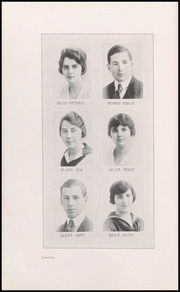 Page 16, 1919 Edition, Jefferson High School - Spectrum Yearbook (Portland, OR) online yearbook collection