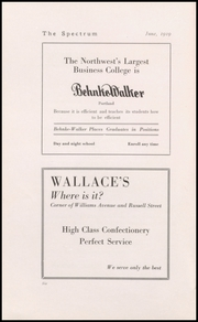 Page 8, 1919 Edition, Jefferson High School - Spectrum Yearbook (Portland, OR) online yearbook collection
