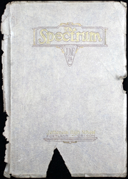 Page 1, 1924 Edition, Jefferson High School - Spectrum Yearbook (Portland, OR) online yearbook collection