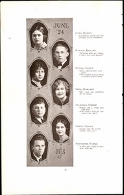 Page 12, 1924 Edition, Jefferson High School - Spectrum Yearbook (Portland, OR) online yearbook collection