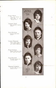 Page 13, 1924 Edition, Jefferson High School - Spectrum Yearbook (Portland, OR) online yearbook collection