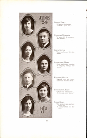 Page 14, 1924 Edition, Jefferson High School - Spectrum Yearbook (Portland, OR) online yearbook collection