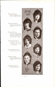 Page 15, 1924 Edition, Jefferson High School - Spectrum Yearbook (Portland, OR) online yearbook collection