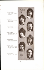 Page 17, 1924 Edition, Jefferson High School - Spectrum Yearbook (Portland, OR) online yearbook collection