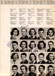 Page 17, 1940 Edition, Jefferson High School - Spectrum Yearbook (Portland, OR) online yearbook collection