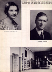 Page 8, 1940 Edition, Jefferson High School - Spectrum Yearbook (Portland, OR) online yearbook collection